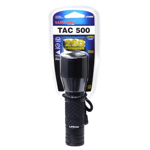Lux-Pro Extreme Tac 500 Cree Led Flashlight