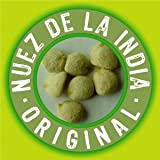 Nuez de La India 100% Original Authentic Indian Nut Weight Loss - 3 Pack of 12 Seeds (Total of 36 Seeds)