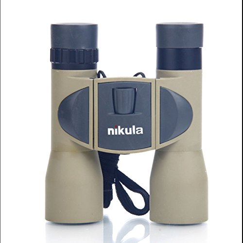 Telescope - Nikula 8X32 Fixed-Focus Binocular Telescope For Watch / Hunting / Camping