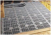 Attic Floor Storage