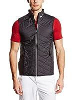 Asics Chaleco Elite Vest (Negro)