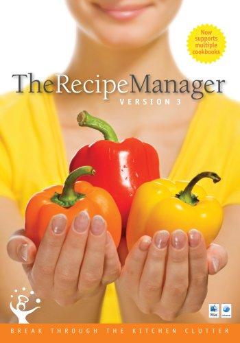 Recipe Manager V 3.0 (PC/Mac)
