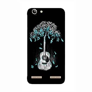 Back cover for Lenovo Vibe K5 Plus Musical Tree