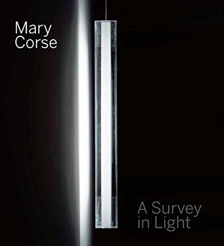 Mary Corse A Survey in Light [Conaty, Kim] (Tapa Dura)