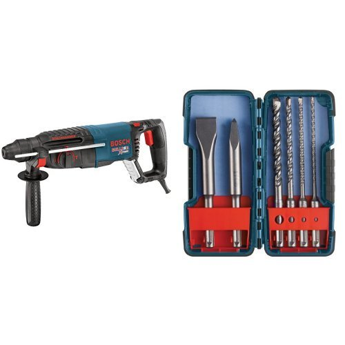 Bosch-BULLDOG-Xtreme-1-Inch-SDS-plus-D-Handle-Rotary-Hammer