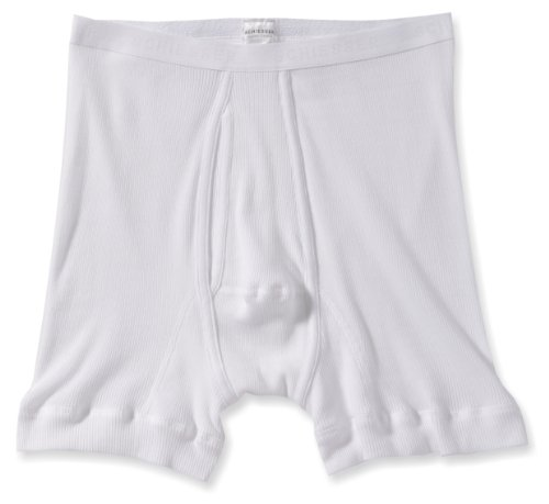Schiesser Herren Unterhose 005048-100, Gr. 7 (XL), Weiß (100-weiss)