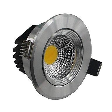 5W 500Lm Warm White/Cool White Cob Led Downlight Led Ceiling Light Indoor Lighting(Ac85-265V)