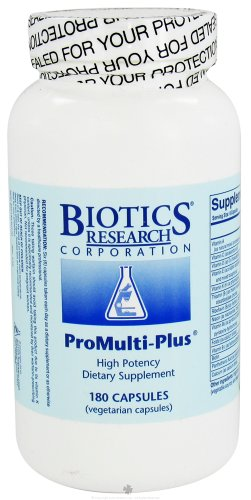 Biotics Research, Promulti-Plus 180 Capsules
