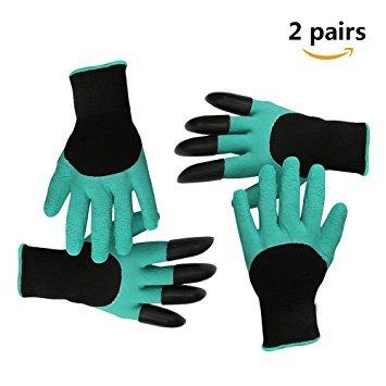 Garden Genie Gloves- 2 pack