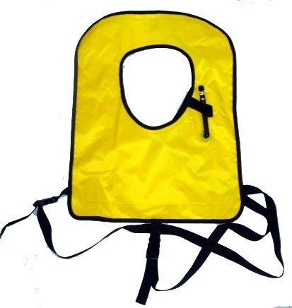 XL Gold Snorkel or Snorkeling Vest