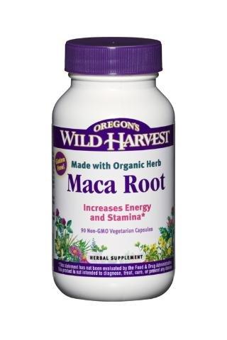 Maca Organic - 90 Ct,(Oregon'S Wild Harvest)