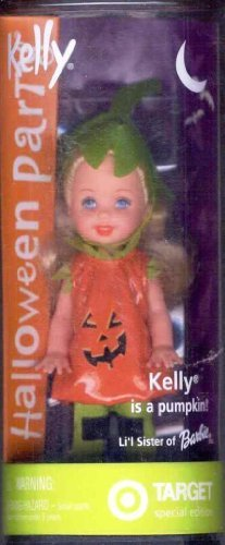 Halloween Party Kelly Doll - 1