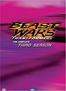 Beast Wars Transformers: The Complete Third Season [Import]