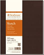 Pro-Art Strathmore Softcover Sketch Journal 775-Inch by 975-Inch 160 Pages