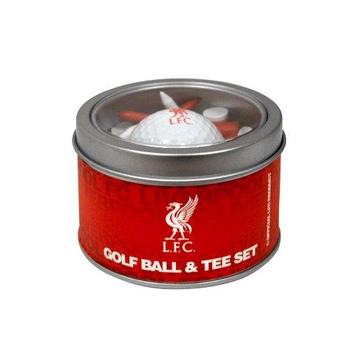 Liverpool F.C. Ball and Tee Set