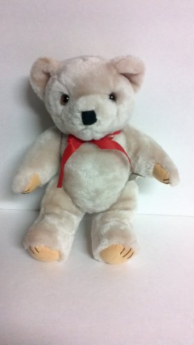 Teddy Bear Plush Double Jointed 13 Inch Wang's International - 1