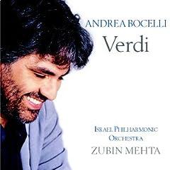 Andrea Bocelli - Verdi (2000