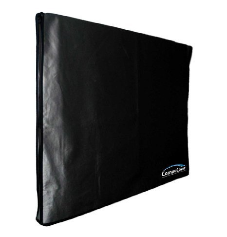 Защитный чехол для экрана телевизора Samsung HP-T5054 50-inch HDTV Heavy Duty OUTDOOR Black Nylon TV Dust Cover fits WALL MOUNT TV