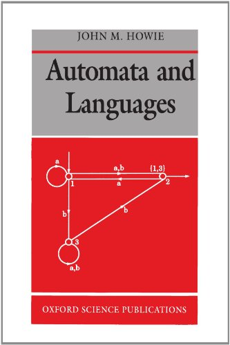 Automata and Languages