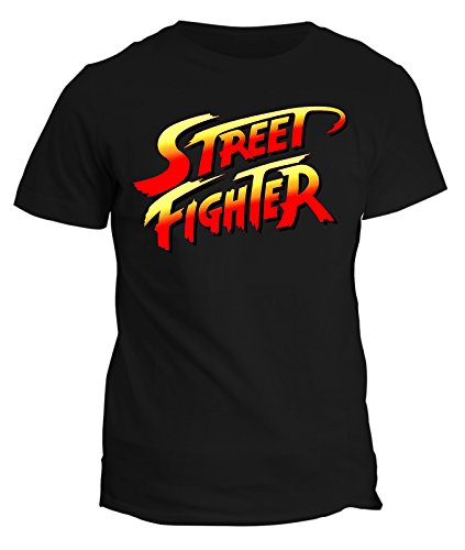 Tshirt Street Fighter - in cotone by Fashwork