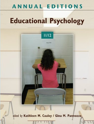 Annual Editions: Educational Psychology 11/12