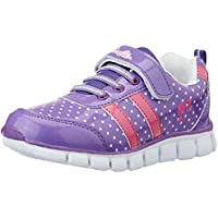 Barbie Girl's Purple Sports Shoes - 13C UK