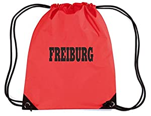Cotton Island - Rucksack Budget Gymsac WC0806 FREIBURG GERMANY CITY
