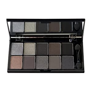 NYX Cosmetics Eye Shadow Palette 10 Color, Casting Call, 0.49-Ounce