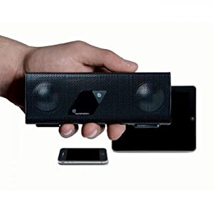 Soundmatters foxLv2 Bluetooth Loudspeaker System (Black) (Old Version)