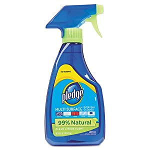 Multi-Surface Cleaner, Clean Citrus Scent, 16Oz Trigger Bottle, 6/Cart