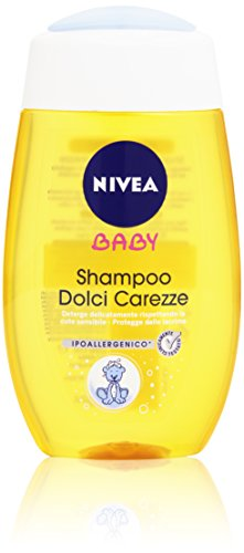Nivea - baby, Shampoo Dolci Carezze Ipoallergenico - 200 ml