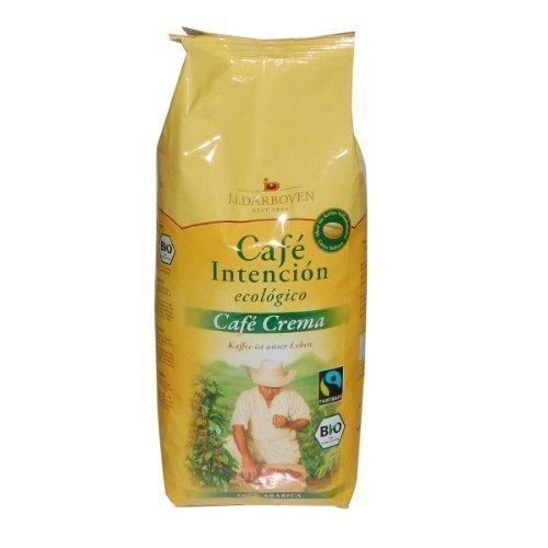 J.J. Darboven Bio Coffee Intenci�n Organic Coffee Beans - 1 X 1000 G (Jj Bean Coffee compare prices)