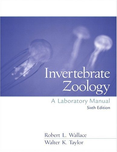 Invertebrate Zoology Lab Manual (6th Edition)