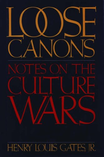 Image for Loose Canons: Notes of the Culture Wars