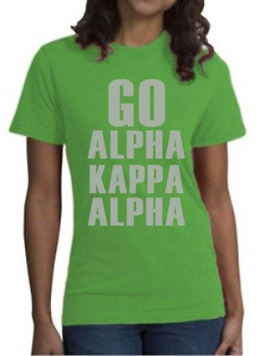 Alpha Kappa Alpha GO! T-Shirt