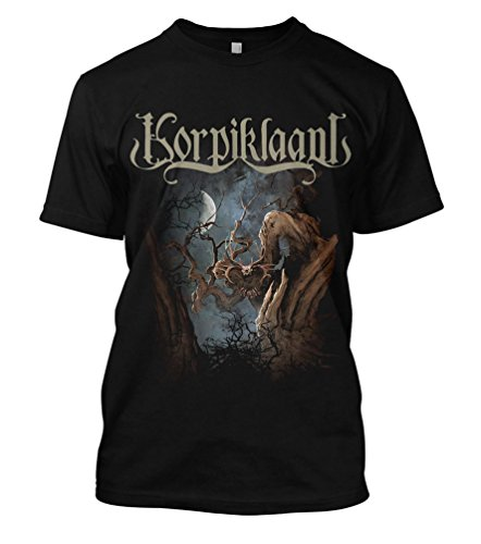 Korpiklaani - T-shirt - Uomo nero Large