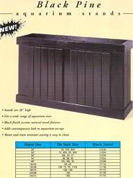 All Glass Aquarium AAG51172 Pine Cabinet, 72x18-Inch