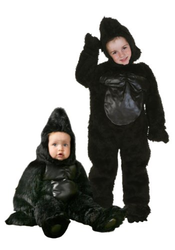 Little Boys' Gorilla Costume Infant (1-2T)