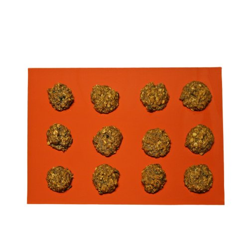 "Simple Ecology Professional Baking Mat - Terracotta Half Sheet (Fits 12""X16"" Pan)"