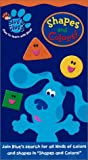 Blues Clues - Shapes And Colors [VHS]