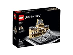 21024 Lego Louvre Architecture Age 12+ / 695 Pieces / New 2015 Release!