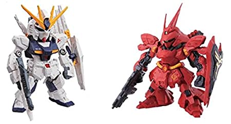 FW Gundam Converge SP-Set 1 (Shokugan)