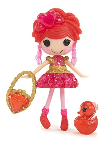 Mini Lalaloopsy Doll- Dazzle 'N' Gleam