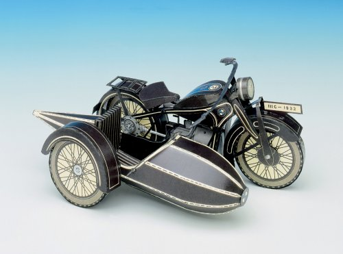 Sidecar Motorcycle