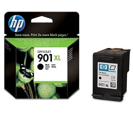 HP 901XL Cartouche d'encre d'origine 1 x noir 700 pages boîtier rigide