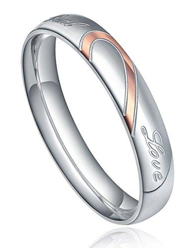 TIGRADE Jewelry Heart Shape