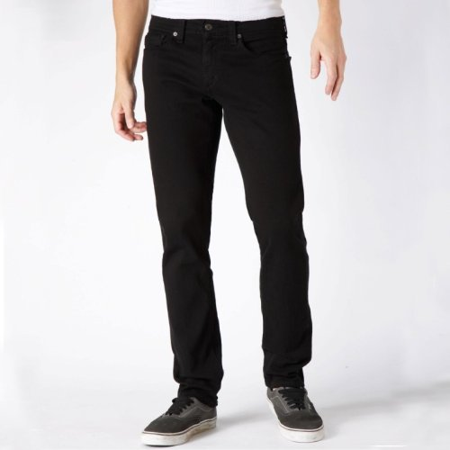 Levi's Jeans, 511 Slim Fit Black Stretch 29x32