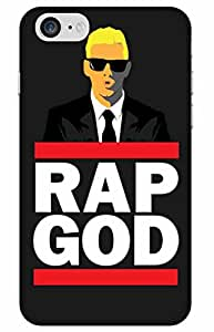 eminem Designer Printed Back Case Cover for Apple iPhone 7