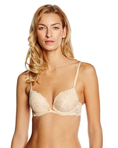 Agio Milano Reggiseno con ferretto Magic-Up Beige I E (DE 65E)