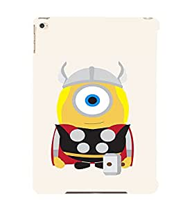 EPICCASE Funny Minion Mobile Back Case Cover For Apple Ipad Air 2 (Designer Case)